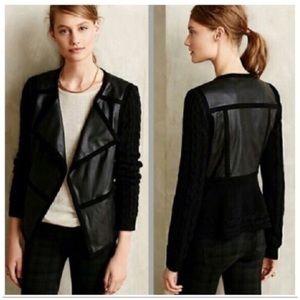 Anthropologie • hiroumi  moto sweater jacket